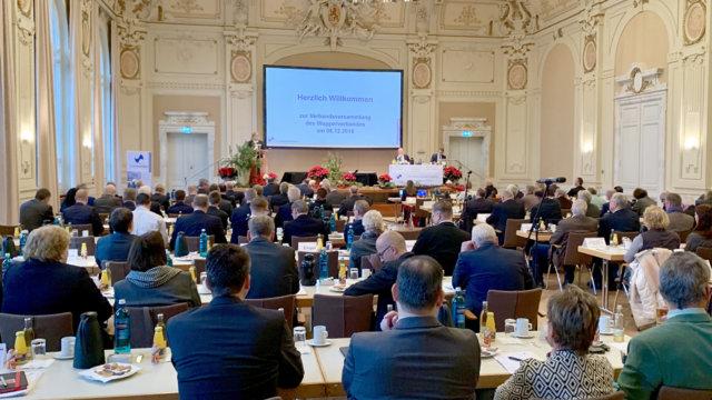 Verbandsversammlung 2018, Foto: Wupperverband