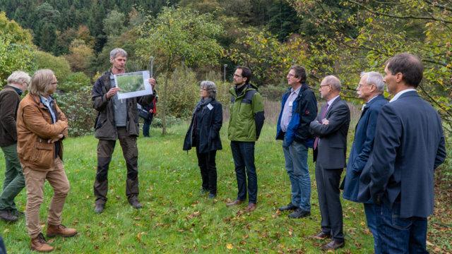 Biologische Stationen und Wupperverband erhalten Auszeichnung als Projekt der UN-Dekade Biologische Vielfalt