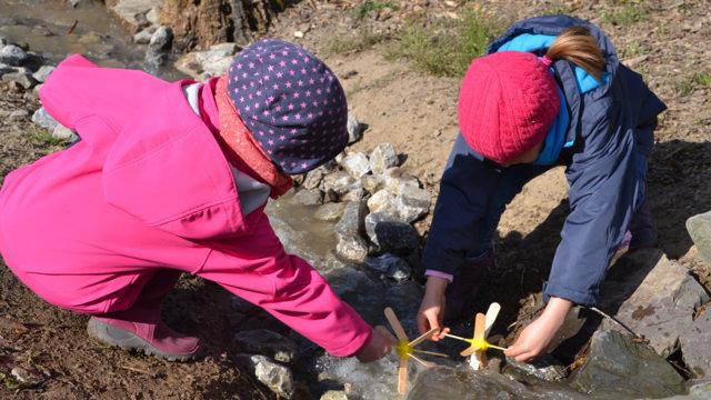 Kurse von NaturGut Ophoven und Wupperverband an der Bever- und der Großen Dhünn-Talsperre
