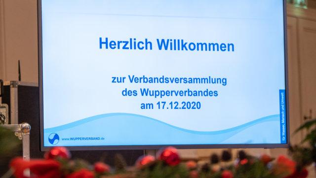 Verbandsversammlung 2020